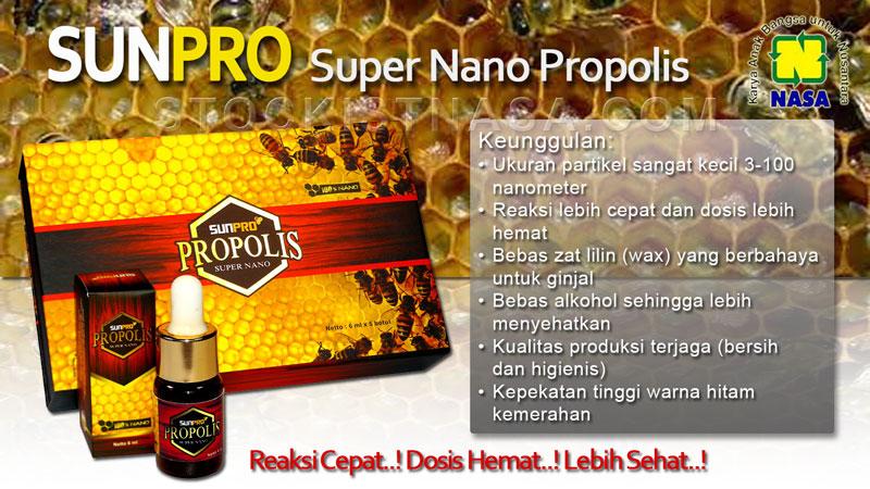 SUNPRO Super Nano Propolis Nasa