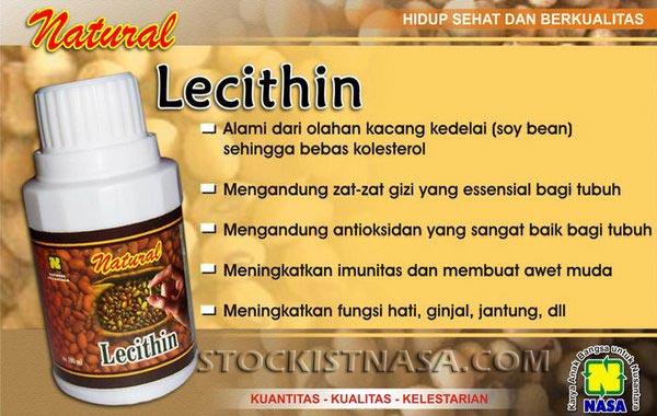 Gambar Natural Lechitin Nasa Natural Nusantara